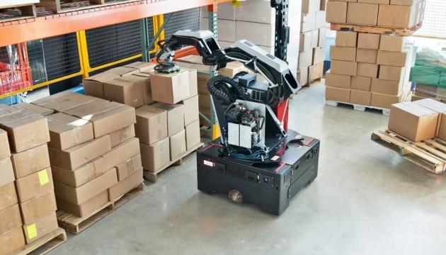 Boston Dynamics представила робота-вантажника