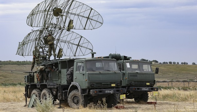 Окупанти на сході України активніше використовують засоби радіоелектронної розвідки з РФ
