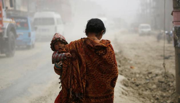 У Непалі через забруднене повітря закриваються усі навчальні заклади