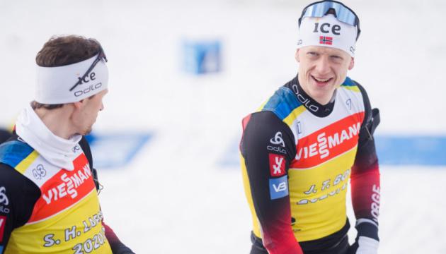 Збірна Норвегії з біатлону оголосила склад на сезон-2021/22