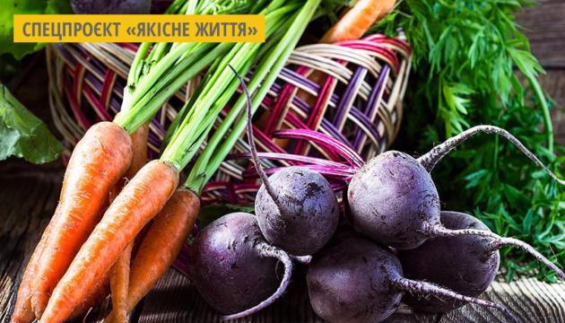 На Вінниччині вирощують органічні овочі борщового набору