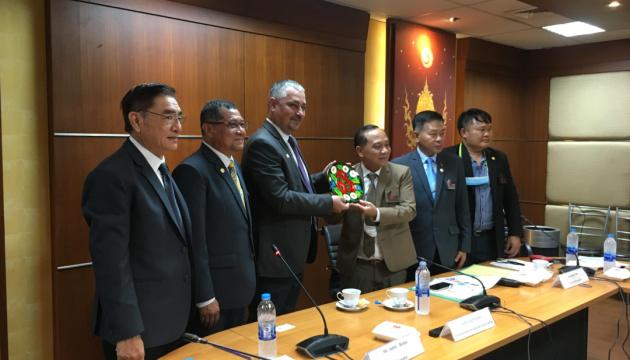 Посол України в Таїланді попередньо домовився про візит тайських туроператорів