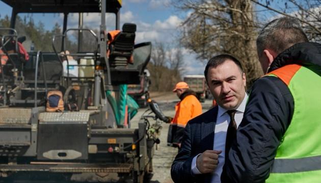 На Харьковщине полностью отремонтируют трассу на Борисовку