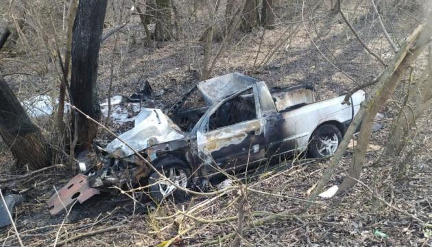 На Вінничині нетверезий водій на смерть збив двох дітей