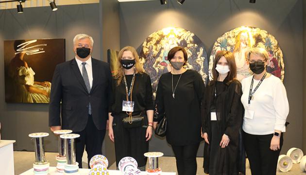 Українські художниці представили сучасне мистецтво в Анкарі