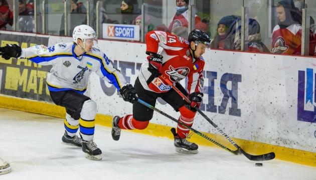 Плей-офф УХЛ: «Донбас» переміг «Дніпро» на старті півфіналу