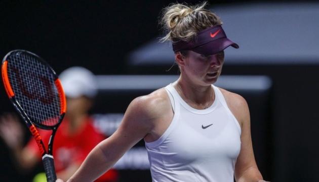 Tennis: Svitolina behält Platz 4 in der Weltrangliste