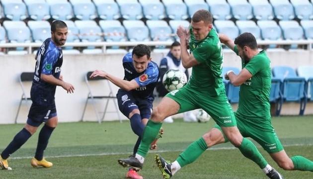 Перша ліга: «Верес» розгромив «Чорноморець» і вийшов у лідери