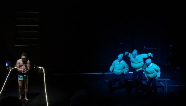 Відеоверсію вистави за шекспірівським «Отелло» покажуть онлайн