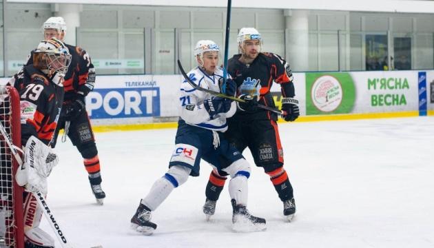 Плей-офф УХЛ: «Кременчук» програв «Соколу» на старті півфіналу