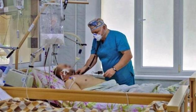 Covid-19 : l'Ukraine a enregistré 2 136 cas supplémentaires