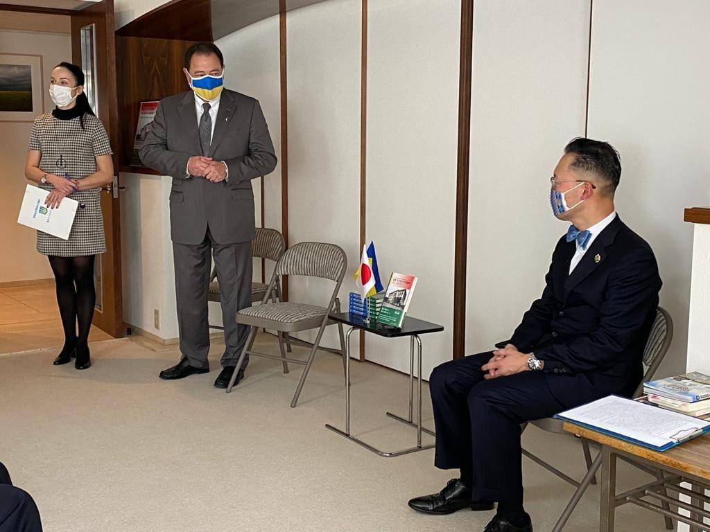Фото: Посольство України в Японії