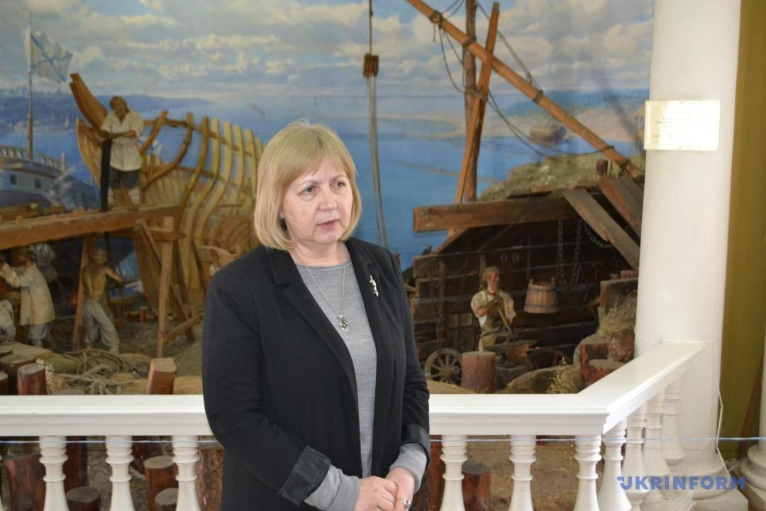 Тетяна Мітковська