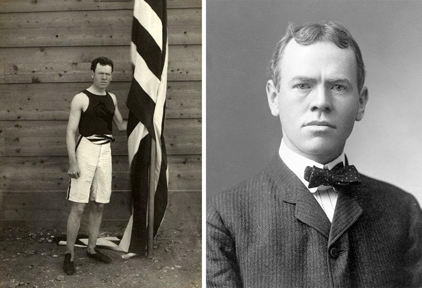 Джеймс Коннолі - перший олімпійський чемпіон