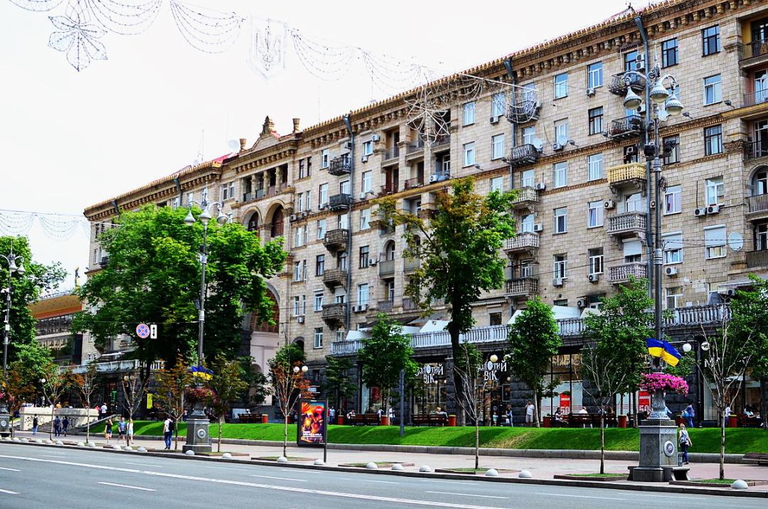 будинок по вулиці Хрещатик, 21