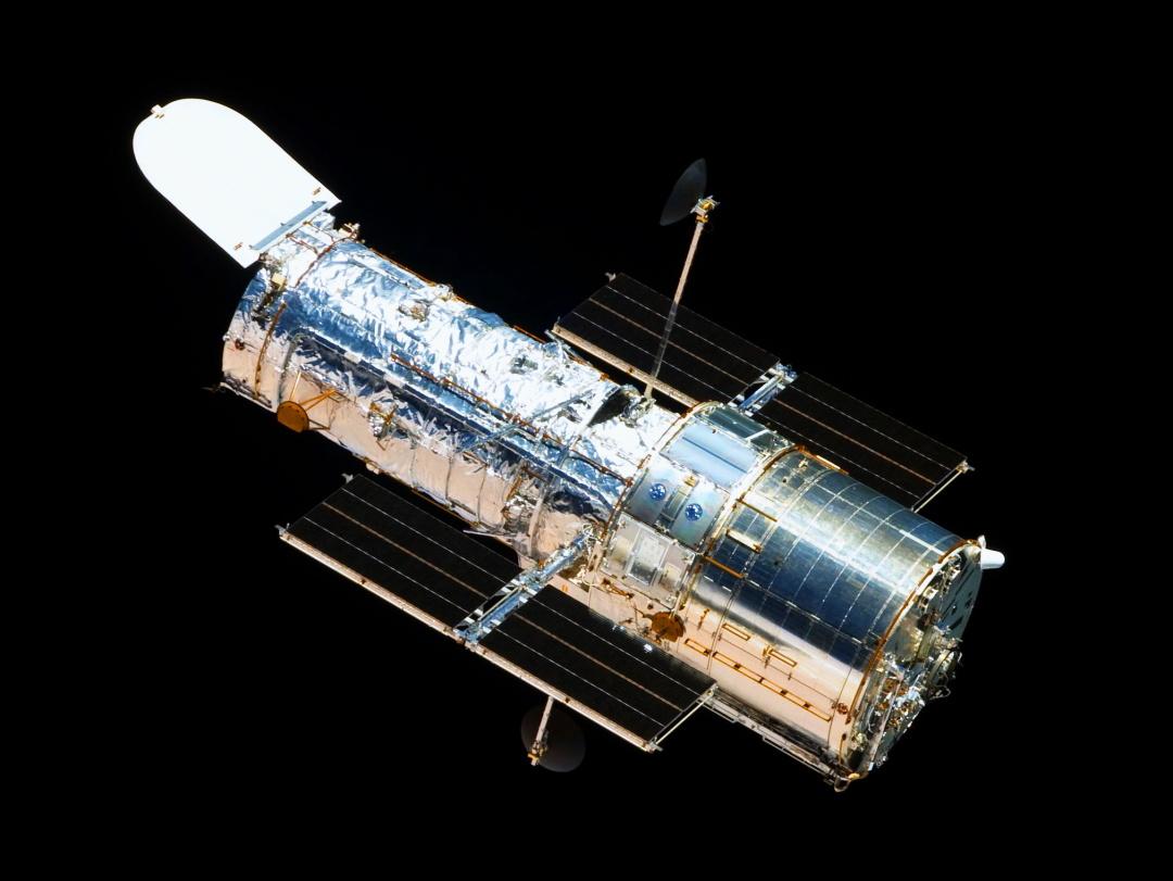 космічний телескоп Хаббла 1