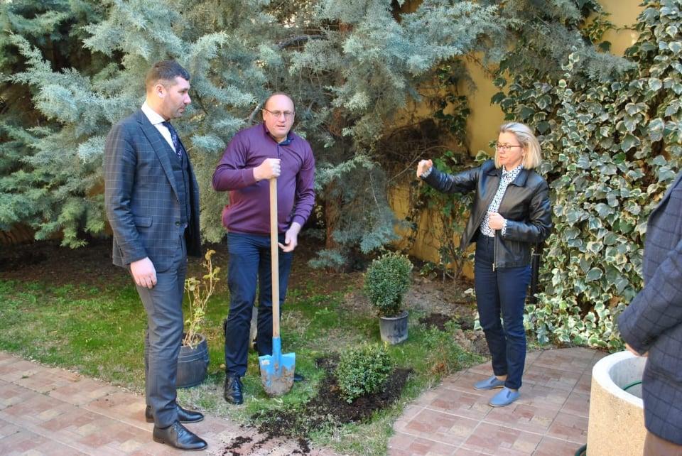 Фото: посольство України у Північній Македонії