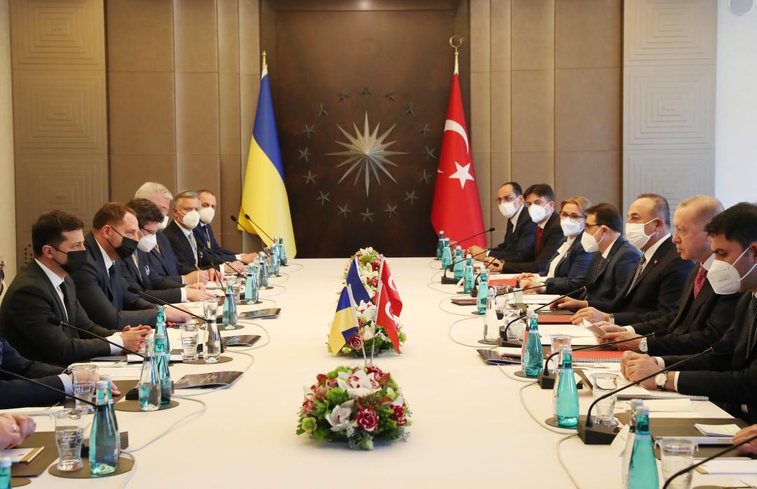 Президента перемовини Туреччина / Фото: АА