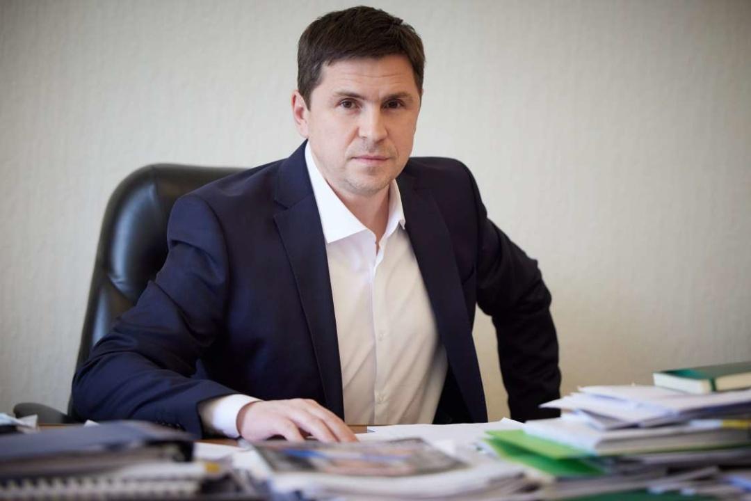 Михайло Подоляк Фото: ОП