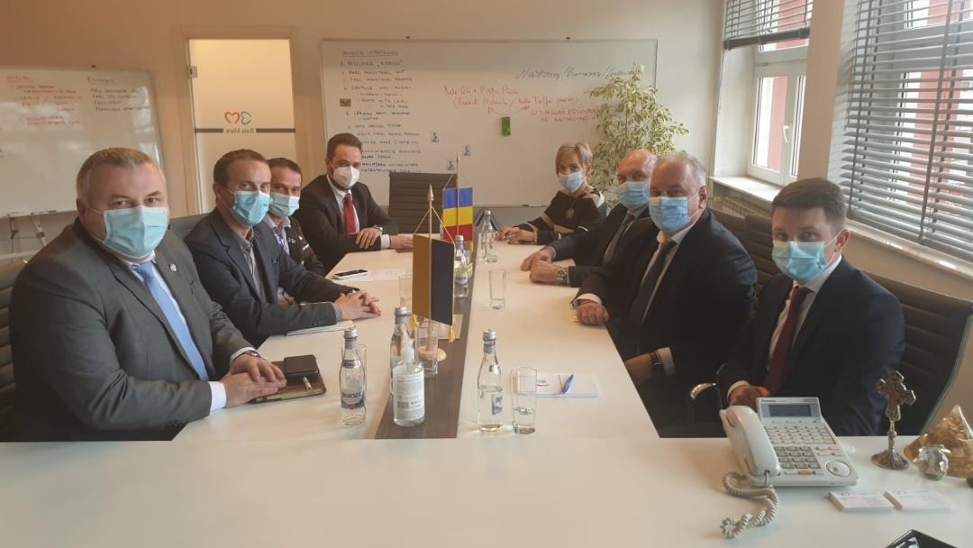 Фото: посольство України в Румунії