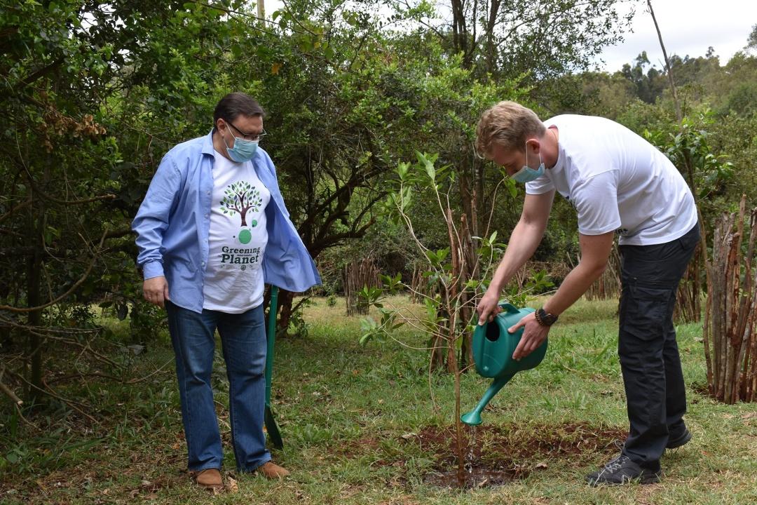Фото: посольство України в Кенії