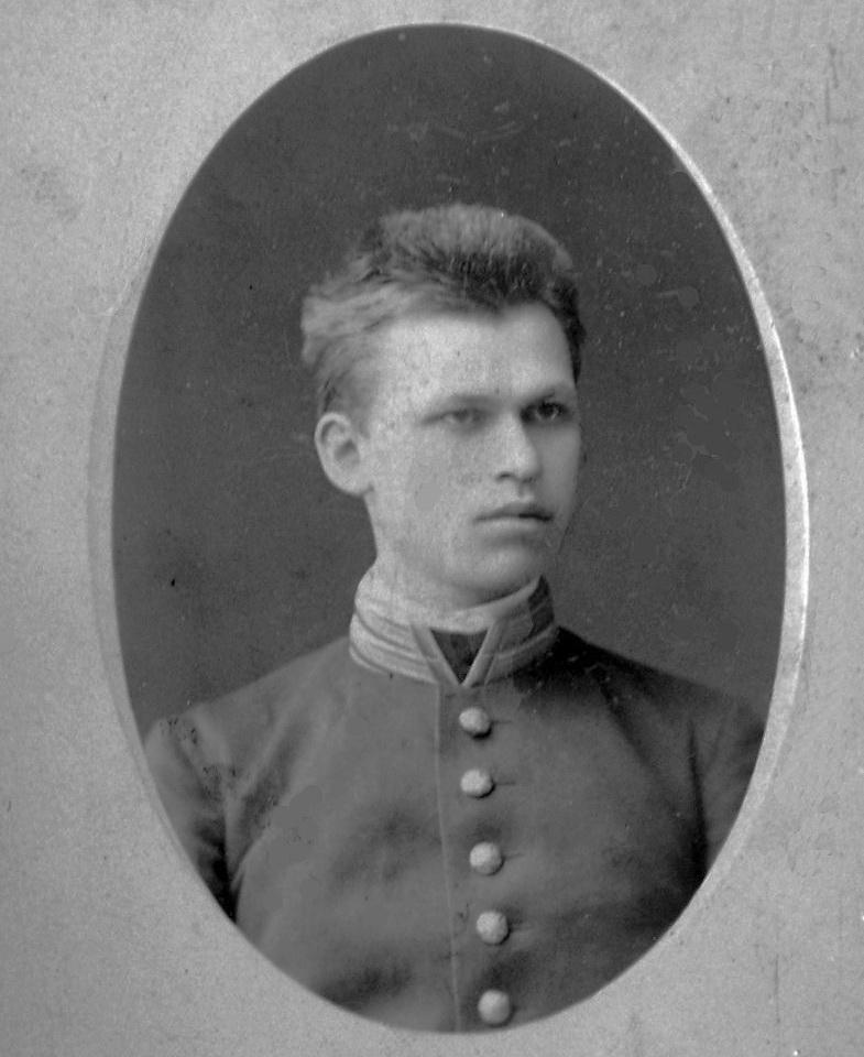 Студент Георгій Вороной