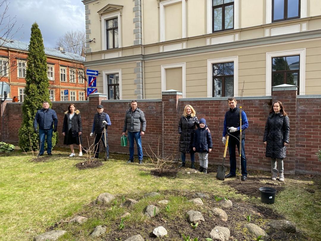 Фото: посольство України у Латвії