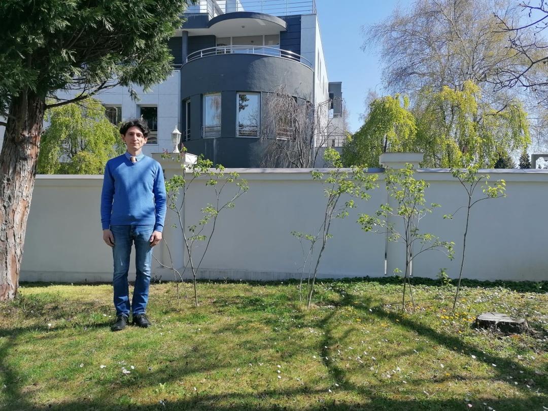 Фото: посольство в Сербії