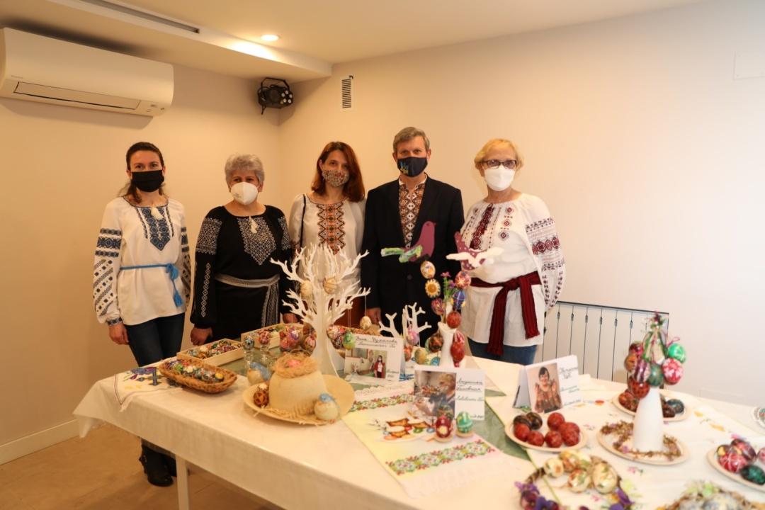 Фото: Українська Громада Іспанії за права, честь і гідність українців