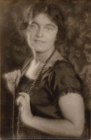 Вероніка Черняхівська. 1920-і рр.