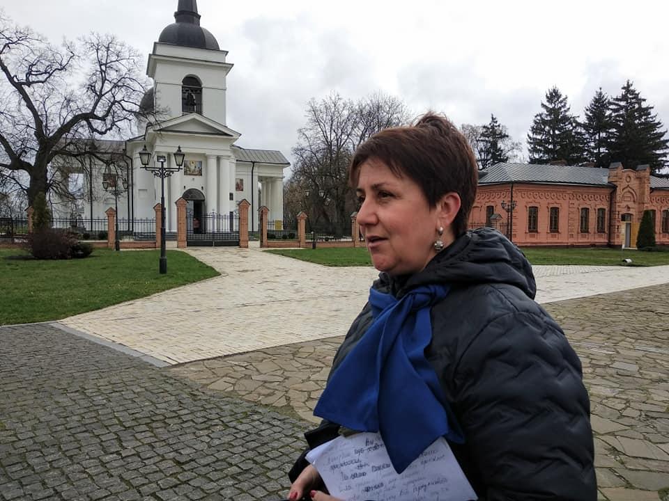 Наталія Реброва