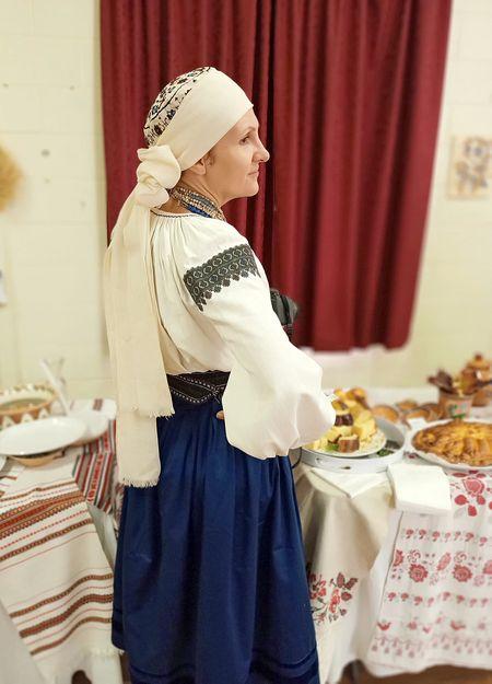 Фото: Душа проєкту Тетяна Колдуненко/ газета «День»
