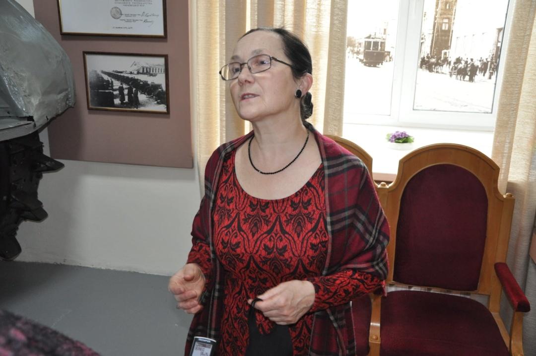 Лариса Семенко