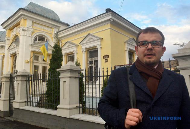 Олександр Федоришен