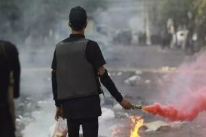 Від початку протестів у М'янмі загинули вже понад 700 осіб