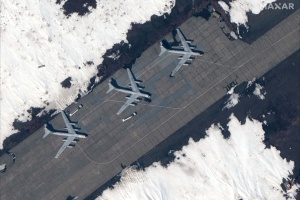 Вашингтон і Копенгаген занепокоєні посиленням російської військової присутності в Арктиці