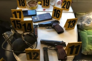 Fusillade dans le train Konstyantynivka-Kyiv : aucune victime n'est à déplorer