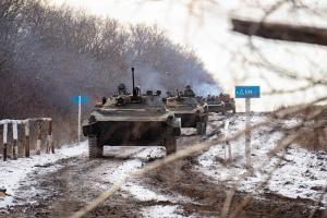 Ucrania inicia una reunión de emergencia del GCT en relación con el despliegue de las tropas rusas cerca de la frontera