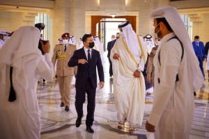Візит до Катару: фундамент співпраці з ключовими партнерами