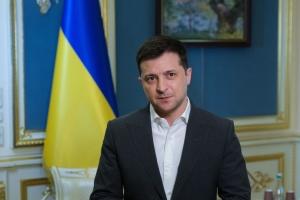Зеленський подякував Папі Франциску за молитву про мир на сході України