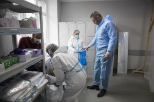 У Києві коронавірус пішов на спад, але смертність лишається високою – Кличко