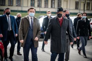Eskalacja rosyjskiej agresji - uzgodnienia ministrów spraw zagranicznych Ukrainy i Polski