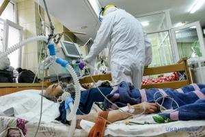 Коронавірус в Україні: заповненість лікарень становить 57%