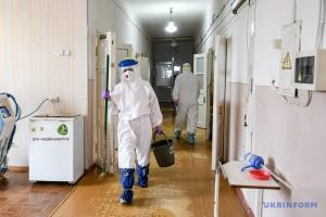 В Украине за сутки - 5 372 случая коронавируса