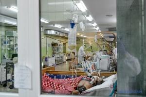 Na Ukrainie zarejestrowano 14984 nowych przypadków COVID-19