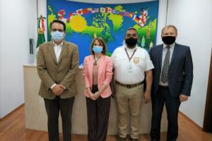 Ucrania y México interesados en una cooperación profunda en el campo de la migración