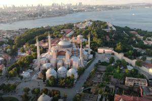 Украинцы в этом году наиболее активно из иностранцев посещали дворец Топкапы в Стамбуле