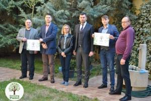 Українці в Північній Македонії висадили рослини в межах проєкту «Озеленення планети»