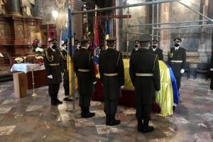 У Львові попрощалися з військовим, загиблим на сході України