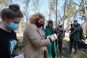 Екоініціативи набирають популярності по всьому світу — МКІП про «Озеленення планети»